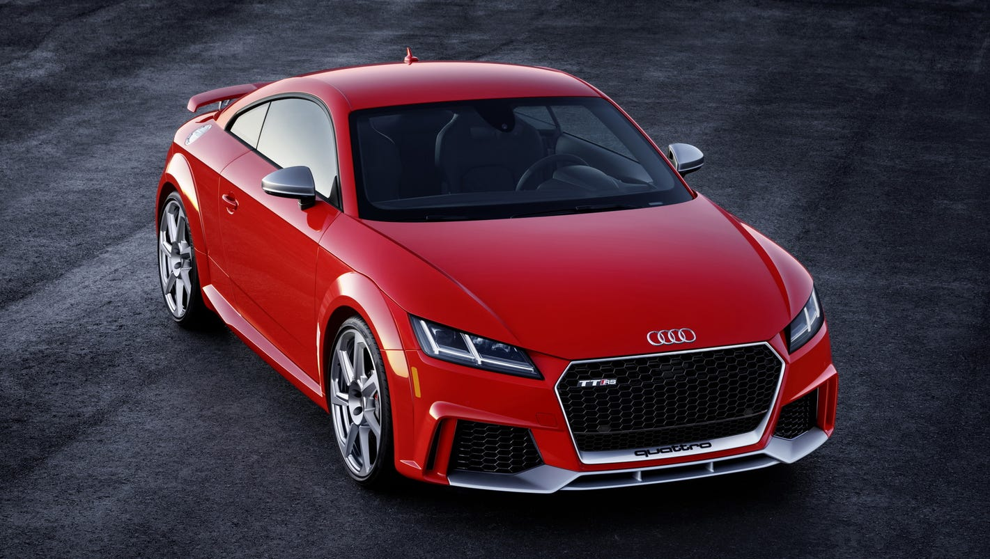 2018 audi tt rs coupe is brand 39 s most powerful tt model yet. Black Bedroom Furniture Sets. Home Design Ideas