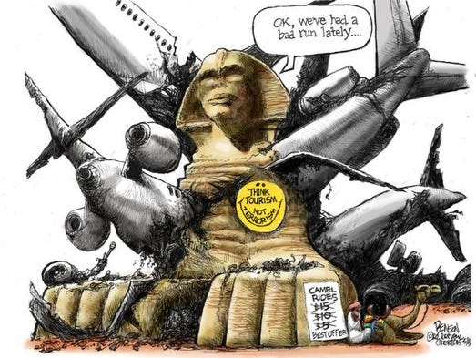 The cartoonist's homepage, azcentral.com/opinions/benson