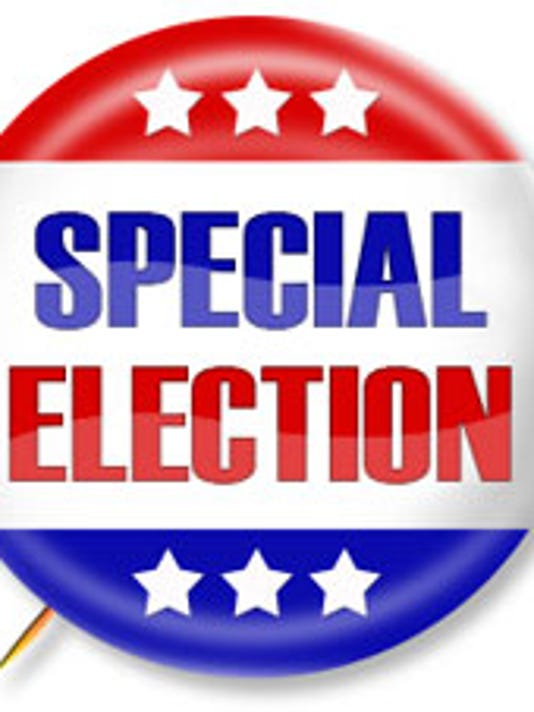 Qualifying Special Election Logo