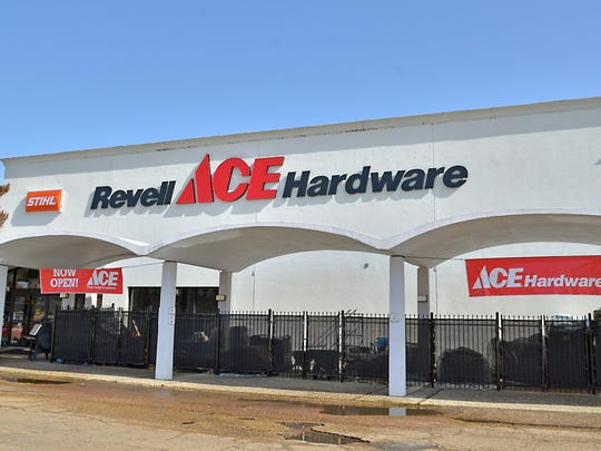 Hardware For Her, located in Revell Ace Hardware in Deville Plaza, includes a variety of houseware and specialty items.