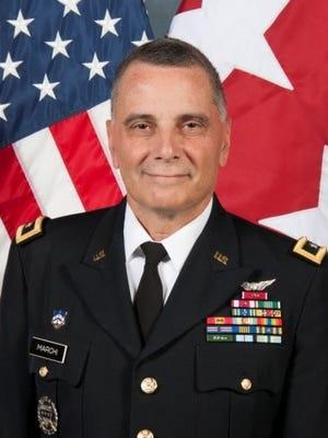 Major General Randall R. Marchi
