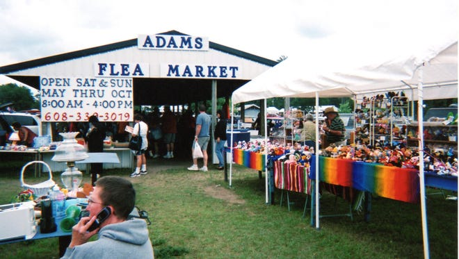 The Adams Flea Market will open for its 36th season on May 7-8, 2016.
