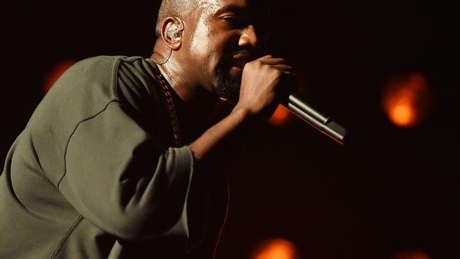 Kanye West, TIDAL savior.