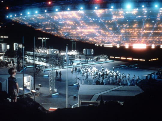 1977's 'Close Encounters of the Third Kind.'