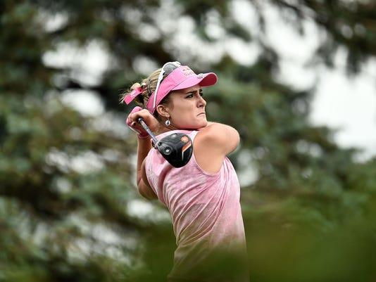 Meijer LPGA Classic - Round Three