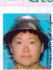 Asia Lemmon, whose legal name appears on her driver's