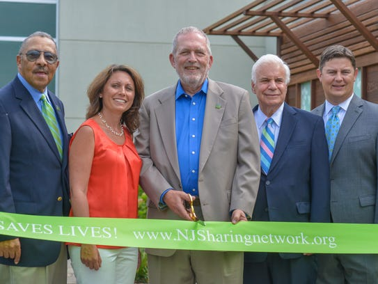 New Jersey Sharing Network conducted a ribbon cutting