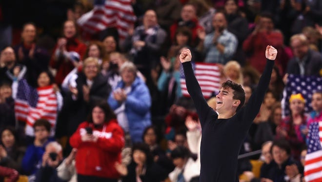 Max Aaron of Scottsdale will try for the second time to qualify for the Winter Olympics at the 2018 U.S. Figure Skating Championships in San Jose.