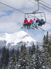 Full-day lift tickets at Purgatory Resort are $89 for