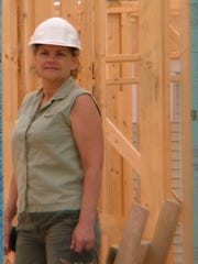 Stevie Mistele-Wildt, owner with her husband, Dirk Wildt, of Menomonee Falls-based Cobblestone Builders, said there are opportunities for good careers in construction for men and women. She is concerned there are not enough young people interested in the field.