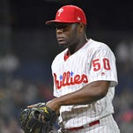 Phillies' bullpen takes another hit as Hector Neris splits for minors