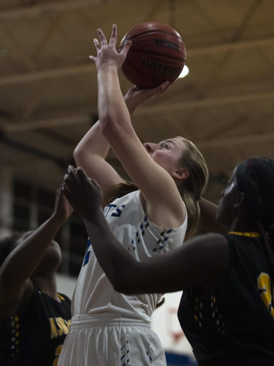 Girl's Sub Regional Basketball: Catholic vs. Ashford