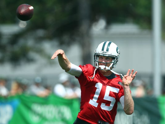 Jets training camp