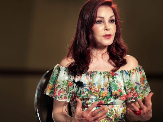 Priscilla Presley will present an award to George Klein at Thursday evening's Memphis Music Hall of Fame 2018 induction ceremony.