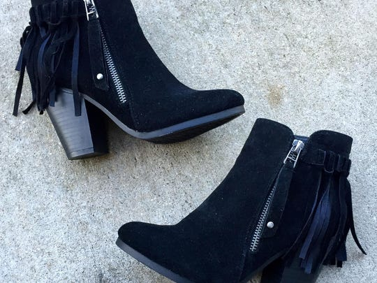 Booties are all the rage in Lafayette and are versatile