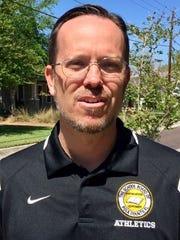 Polk County School Board member Billy Townsend.