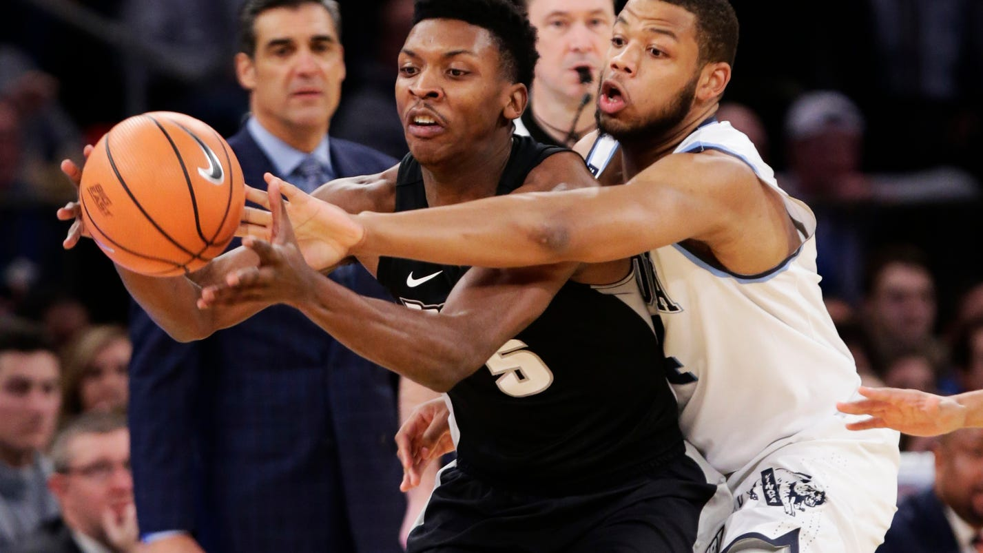 Providence can't win 3rd in row in OT, loses final to 'Nova