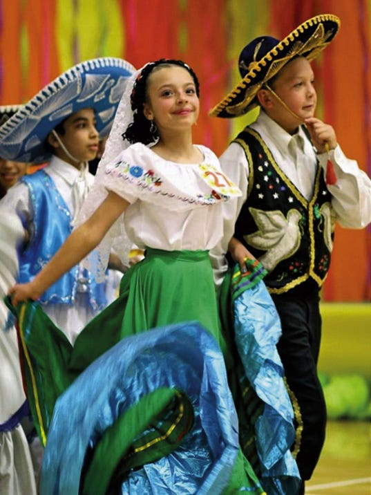 More than 500 people are expected to attend the Fiesta de Hondo at the Hondo School gymnasium.