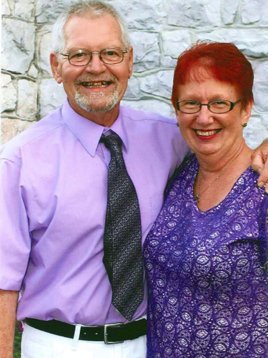 Gene and Suzette Groft of New Oxford celebrated their 50th wedding anniversary July 17 at St. Paul's United Church of Christ in New Oxford.