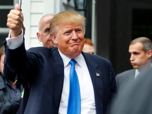 AP GOP 2016 TRUMP A ELN USA NH