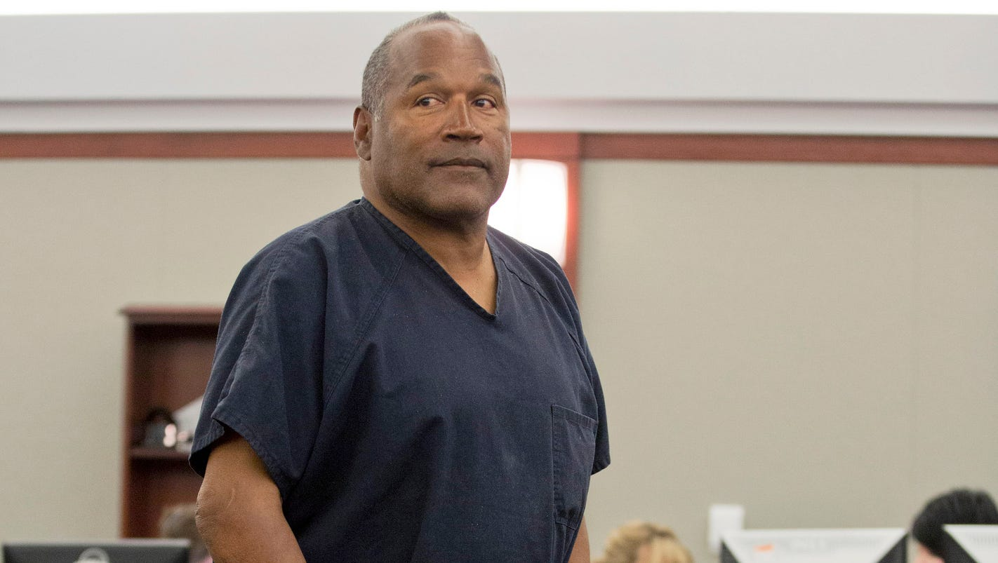 The Juice to be let loose? O.J. Simpson faces parole hearing this week in Nevada