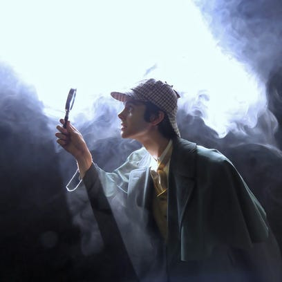 Debut Theatre presents 'The Adventures of Sherlock Holmes'