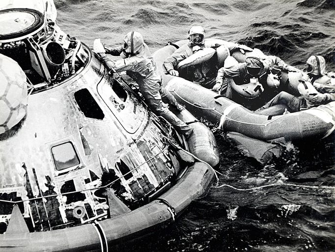 Legacies of Apollo 11, 45 years after the moon landing