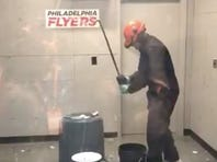 The Flyers' new 'rage room' is easily one of the saddest things in all of sports