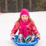 Top sledding hills in Southeast Wisconsin