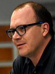 York City School District Board Member James Sawor