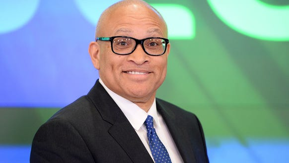 "Larry Wilmore, host of Comedy Central's ""The Nightly"