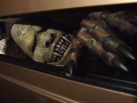 Sleepy Hollow's Haunted Scream Park is a collection of haunted houses, haunted walks and other attractions.