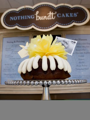 Nothing Bundt Cakes will open a Murfreesboro location Wednesday beginning at 9 a.m. at 1440 Medical Center Parkway, Suite E.