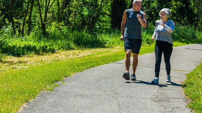 Your likelihood of developing seven types of cancer may be reduced by physical activity.