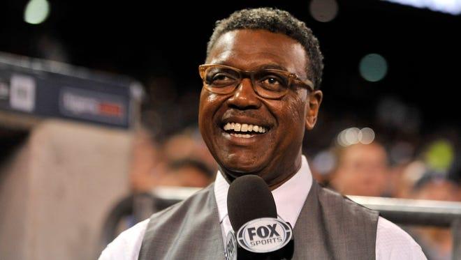 Former Fox Sports Detroit broadcaster Rod Allen.