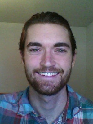 This photo of alleged Silk Road mastermind Ross Ulbricht was introduced as prosecution evidence at his conspiracy trial