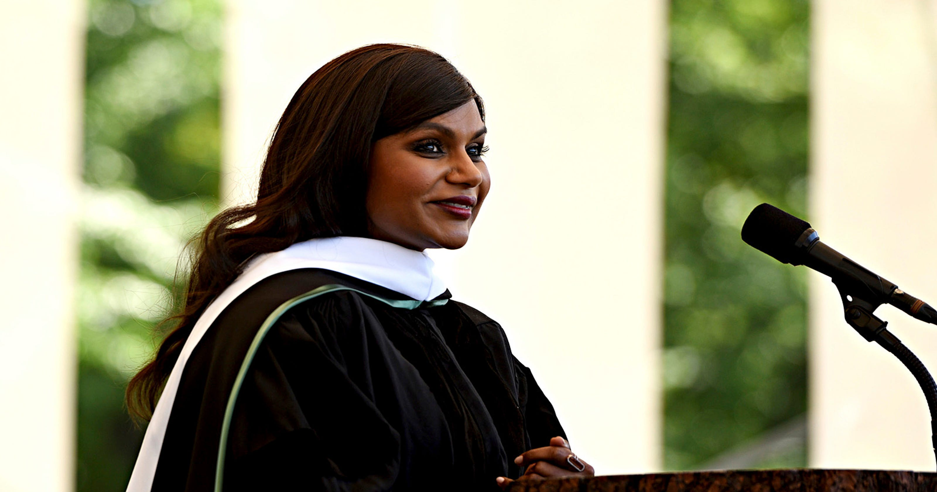 Celebrities rock the cap and gown at graduations