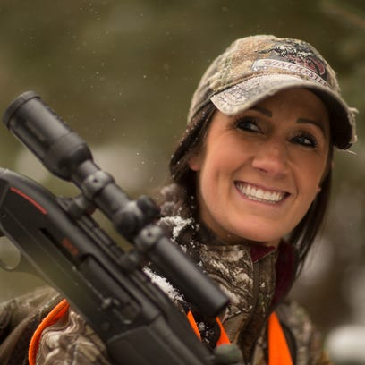 "Paynesville native Melissa Bachman started hunting at age 5. Now she produces a popular show: ""Winchester Deadly Passion."""