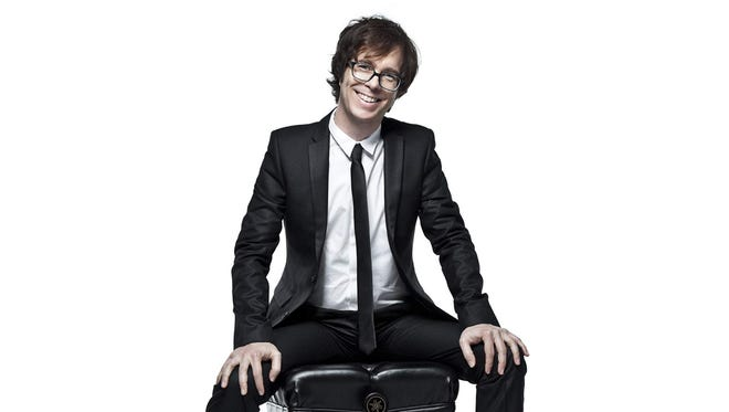 Ben Folds, piano singer-songwriter, performs with the Indianapolis Symphony Orchestra April 29