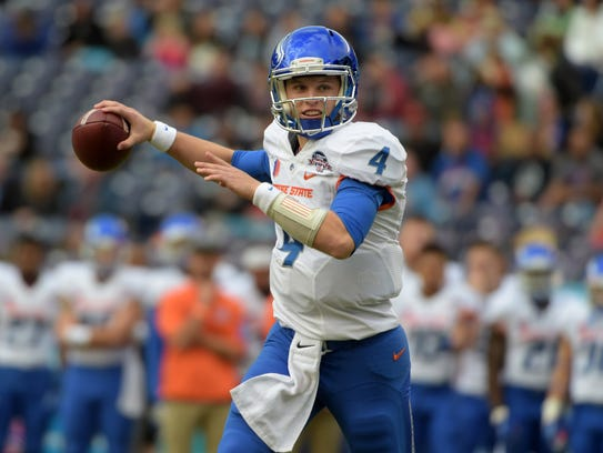 Brett Rypien has the ability to bring Boise State back