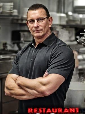"""Robert Irvine needs Nashville volunteers Sept. 16-17 for """"Restaurant Impossible."""""""