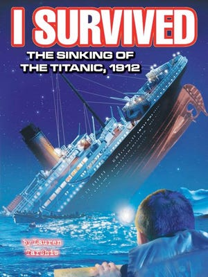 """""""The Sinking of the Titanic, 1912"""""""