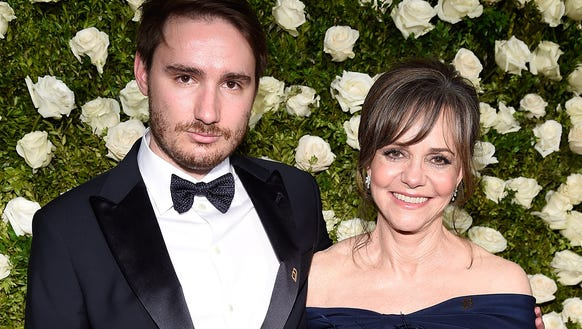 Strong contender for mom of the year, Sally Field,