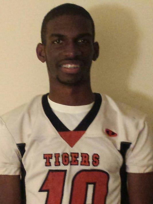 Edenis Augustin, Spring Valley Football, Rockland Scholar-Athlete of the Week