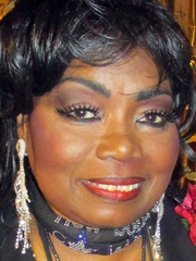 """Ruby Wilson, the """"Queen of Beale Street,"""" entertained"""