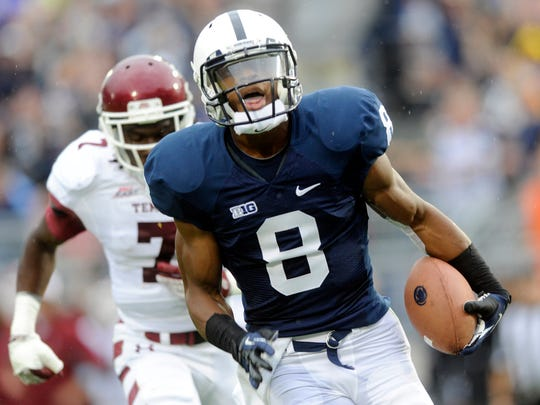 Allen Robinson now has some of the national recognition that had eluded him.