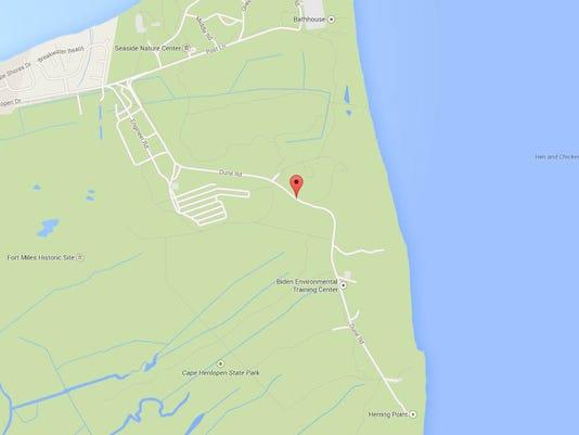 dune road map.JPG
