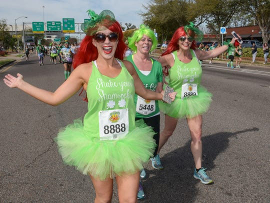 The annual McGuire's St. Patrick's Day 5k Prediction Run is set for Saturday.