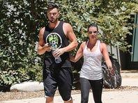 Lea Michele: Matthew Paetz 'made me smile again'