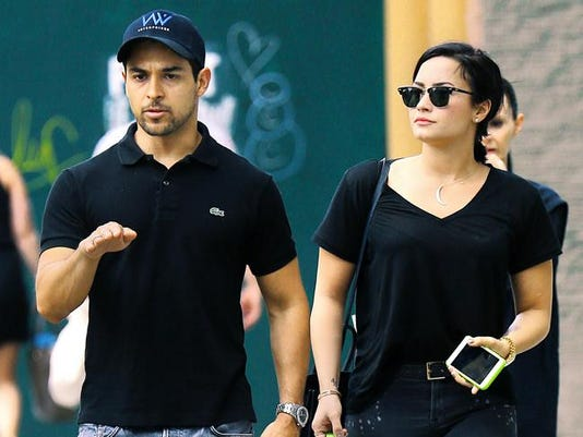 Demi Lovato reassured by Wilmer after panic attacks